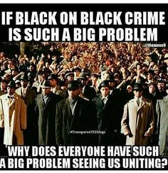 """When all of you criminals """"unite"""" it's always rioting and looting..or attacking an innocent bystander."""