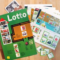 1960S Board Games | Vintage Lotto Game, Board game 1960s, Complete, Mod Illustrated House... IN SEARCH OF THIS VINTAGE GAME, BUT GARAGE SALES ARE HERE SO MaYbE I WILL FIND ONE, SMILES... YOU HAVE 1 YA MAY WANNA SALE FOR A GOOD PRICE? JUST LET ME KNOW PLEASE?
