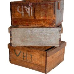 Original old wooden box, with the perfect worn LOOK. cm x cm x cm Storage boxes & Baskets www. Storage Boxes, Storage Baskets, Storage Chest, Storage Ideas, Brick Molding, Old Wooden Boxes, Marie Kondo, Wood Sizes, Tidy Up