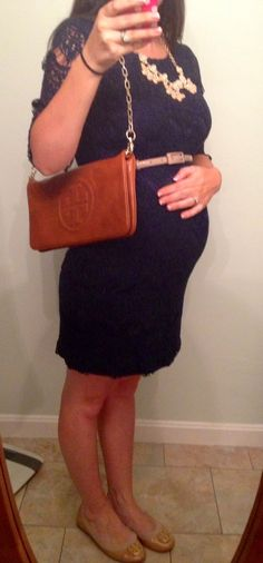 House of Payne Style- Maternity Wedding Guest Outfit