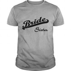 Bride Sister Women's T Shirts Women's T Shirt by American Apparel