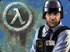 Half-Life Barney Calhoun