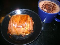 Cinnamon bun! Nordic Bakery. Londres