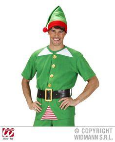 Santa'S Little Helper Elf - Las Fiestas