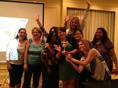 Having lots of fun with the Promotional Product Professionals of Canada (PPPC) ladies at WEE 2013, the Women's Empowerment Event. www.redwoodclassics.net Family Affair, Custom Clothes, Women Empowerment, Canada, Lady, Classic, Fun, Fashion, Derby
