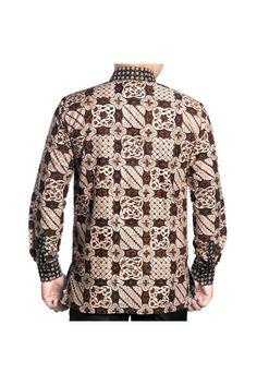 Kemeja Batik Pria 256