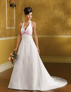 Jordan Bridal Style M561 Color: Diamond/Mink (not pictured) Size 14