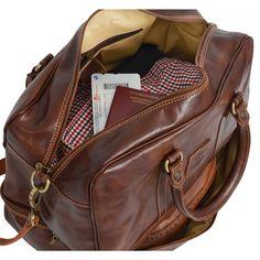 Jordan Sac de voyage Sac en cuir Vintage-33