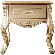 Bedroom Storage Cabinets, Bedside Storage, Gold Furniture, Amazing Spaces, Space Saving Furniture, Coffee Table Design, Living Room Bedroom, Gold Style, Drawers