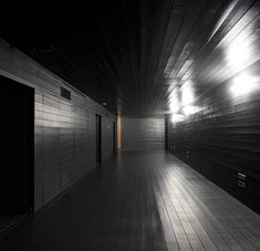 <p>Matadero is a massive film library, film sets, and two movie theater based in the art of Madrid. Designed by the Spanish architects Ch+Qs, the space looks like nothing else, with some vibrant ligh
