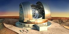 Image result for european extremely large telescope