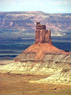 Canyonland, Utah