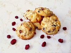 RECETINES ASGAYA: Cookies de Chocolate Blanco, Arándanos y Almendra