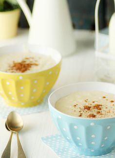 Kanela y Limón: Arroz con leche cremoso / Panificadora