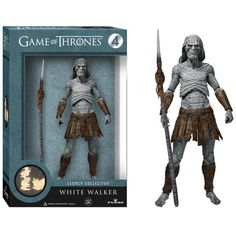 Game of Thrones Legacy Collection White Walker Figure - Loot Crate Gifts