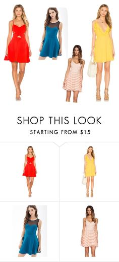74ff9ba1f529 by yagna ❤ liked on Polyvore featuring WYLDR