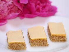 Mni receptgyűjteménye: Sárga tetejű diós süti