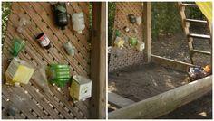 sandbox ideas - happy hooligans - creating a natural play space