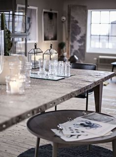 Interiors | Industrial Style