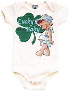 Baby gift organic bodysuit bunny one piece easter bunny baby baby gift st patricks day one piece paddys day by acmebabyco negle Choice Image