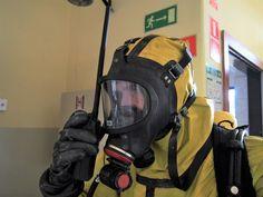 GAS MASKS OFFICIAL : Photo Hazmat Suit, Gas Masks, Heavy Rubber, Swat, Zombies, Latex, Bags, Handbags, Swimming