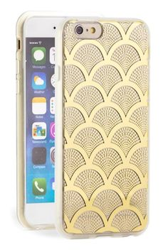 Lovely Lace' Clear iPhone 6 Case http://rstyle.me/n/tq822bh9c7