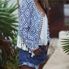 Women outfit for summer 2015 on http://www.tularosa.com