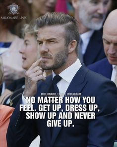 "'No matter how you feel Get up Dress up Show up and never give up."" @millionaire_lines . COMMENT YOUR VIEWS AND OPINION BELOW . FOLLOW HERE FOR BEST BEST INSPIRATION AND MOTIVATIONAL QUOTES PLUS LUXURIOUS AND QUALITATIVE IMAGES . @millionaire_lines @millionaire_lines @millionaire_lines @millionaire_lines @millionaire_lines . ________________________________________________ ________________________________________________ Turn on POST NOTIFICATION _____________________________________________"