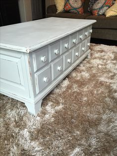 antique buffet sideboard lightly distressed her dainties valspar chalk paint finished with. Black Bedroom Furniture Sets. Home Design Ideas