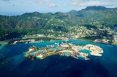 Eden Island Marina, Seychelle Islands