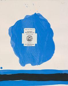 Robert Motherwell, Untitled