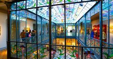 Postal AD: SALAMANCA Art Nouveau, Art Deco, Casa Lis Salamanca, Tortoise, Stained Glass, Spain, Room Decor, Mansions, House Styles