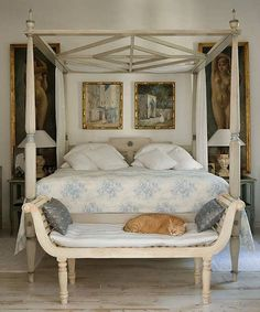 chambre spectaculaire