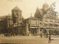 München Künstlerhaus um 1900