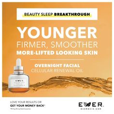 Check out this Beauty Sleep Breakthrough!