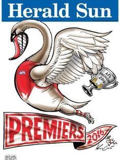 AFL Grand Final Sydney Swans and Western Bulldogs premiership poster designs Melbourne, Sydney, Australian Football League, Western Bulldogs, Poster Designs, Swans, Posters, Club, Iphone