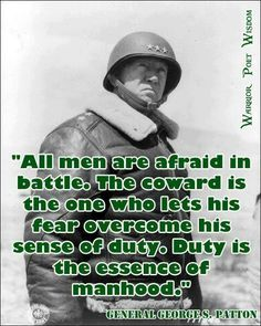 Gen. George Patton Amazing Quotes, Great Quotes, Inspirational Quotes, Motivational, George Patton, General Quotes, Military Quotes, Character Quotes, Warrior Quotes