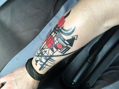 Kandinsky Tattoo