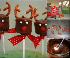 Chocolate-Covered-Marshmallow-Reindeers F