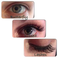 e24f7fe55d2 Butterfly Kissed Lashes Toronto Done by Jaye | Lashes | Semi ...