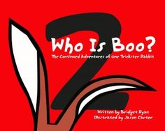 Who is Boo 2: Book Launch & Giveaway - Edmonton Southwest