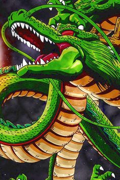 Shenron #dbz Also see #fantasy #screen savers www.fabuloussavers.com/screensavers.shtml Thank you for viewing!