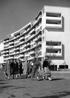 Hansaviertel 1957
