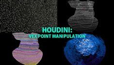 Houdini Vex Point Manipulation Learn how to use VEX code to create some interesting designs. Video talks about VEX, in app help documentation, shortcut keys, and more.