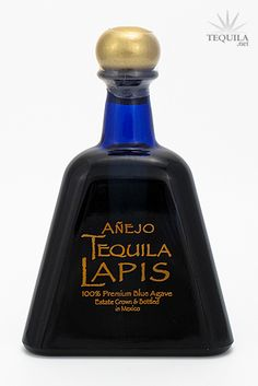 Lapis Tequila Anejo...my favorite tequila!