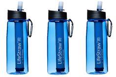 Giveaway - Win a LifeStaw GO Bottle