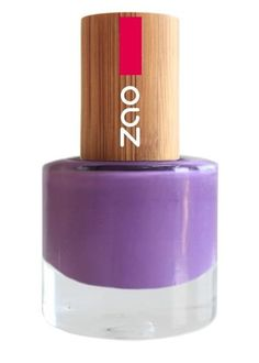 ZAO essence of nature Color Of The Year, Ultra Violet, Pantone, Lilac, Nail Polish, Make Up, Colour, French, Nature