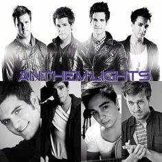 Anthem lights are really cool. They are christian, but its not just that they are christian, its that they literally encourage people to going to church, and telling about what God has done for us that people don't realize. How many bands have done that?