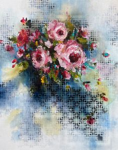 Heidi Shedlock   Essential But Not Essential - floral painting art available for sale   StateoftheART Canvas Size, Original Paintings, Essentials, Fine Art, Artist, Artwork, Painting Art, South Africa, King