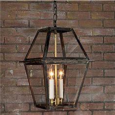 Richmond Outdoor Hanging Lantern Shades of light